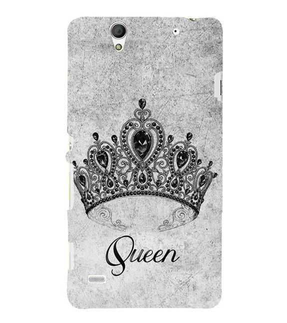 Queen Back Cover for Sony Xperia C4