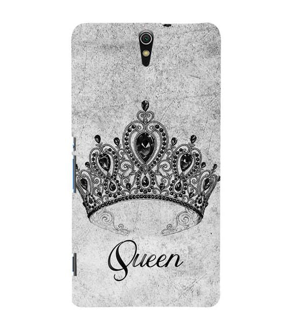 Queen Back Cover for Sony Xperia C5