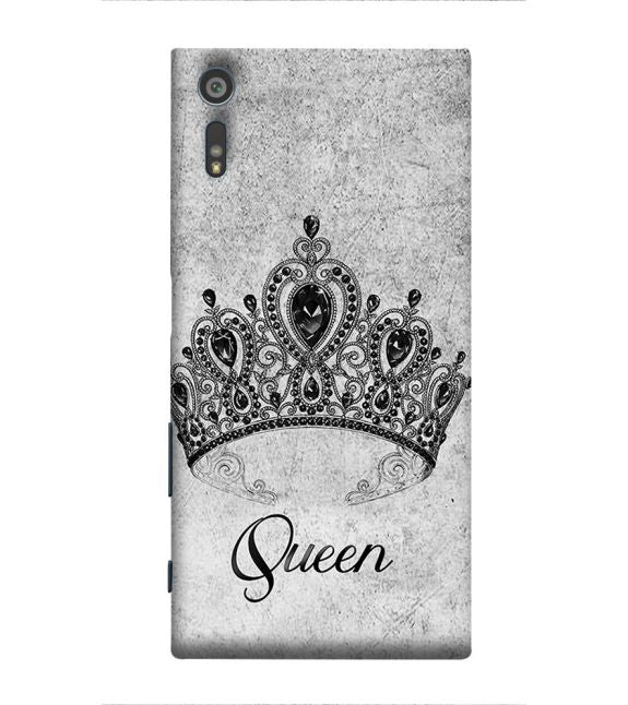 Queen Back Cover for Sony Xperia XZ
