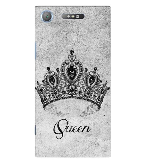 Queen Back Cover for Sony Xperia XZ1