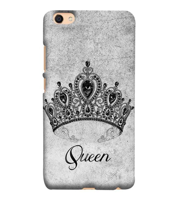 Queen Back Cover for Vivo V5 : V5s