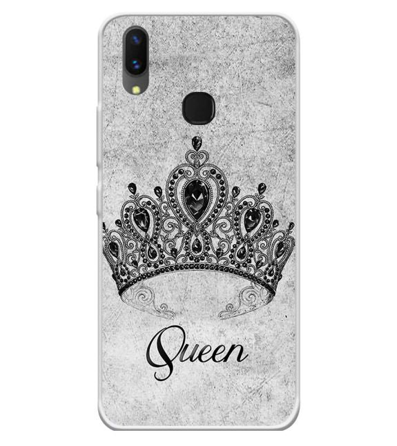 Queen Back Cover for Vivo X21
