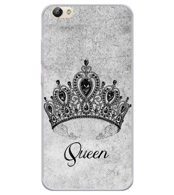 Queen Back Cover for Vivo Y66