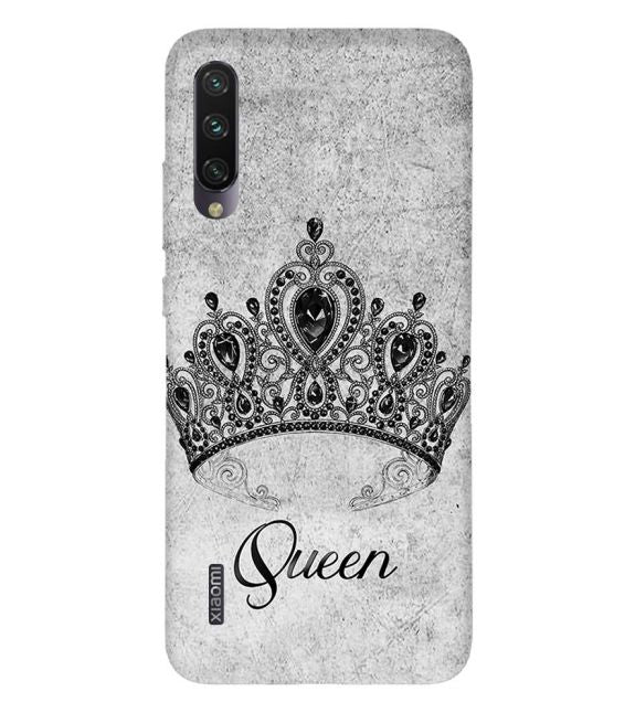 Queen Back Cover for Xiaomi Mi A3
