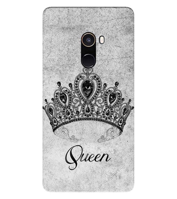 Queen Back Cover for Xiaomi Mix 2