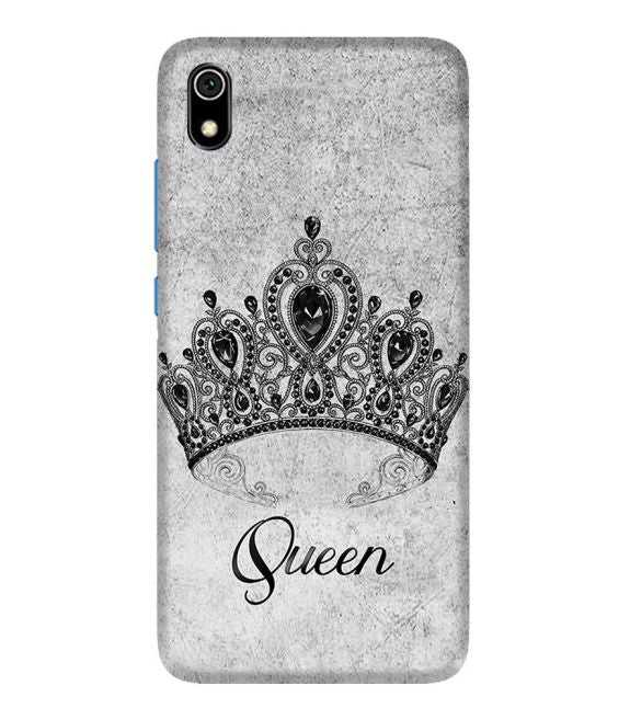 Queen Back Cover for Xiaomi Redmi 7A
