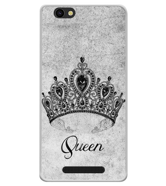 Queen Back Cover for Xolo ERA X