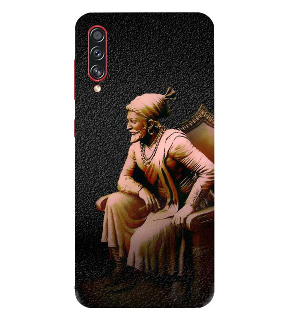 Shivaji Photo Back Cover for Samsung Galaxy A70s
