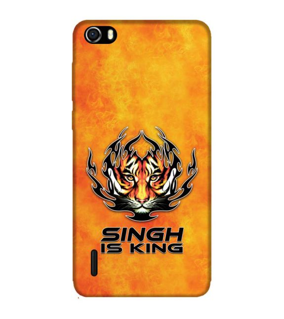Singh Is King Back Cover for Huawei Honor 6