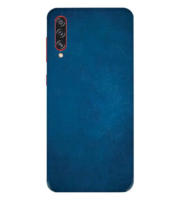 Super Blue Back Cover for Samsung Galaxy A70s