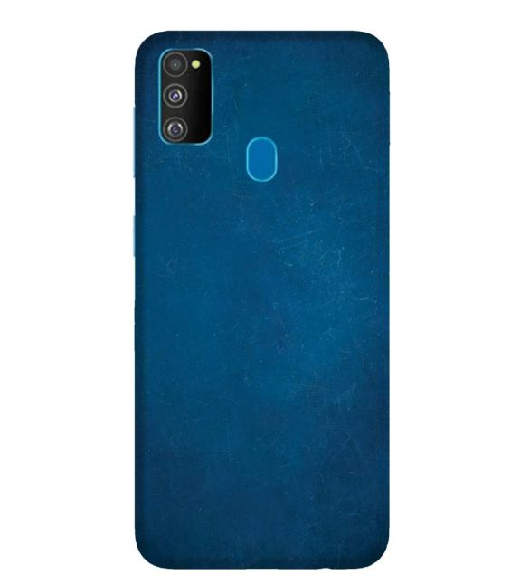 Super Blue Back Cover for Samsung Galaxy M30s