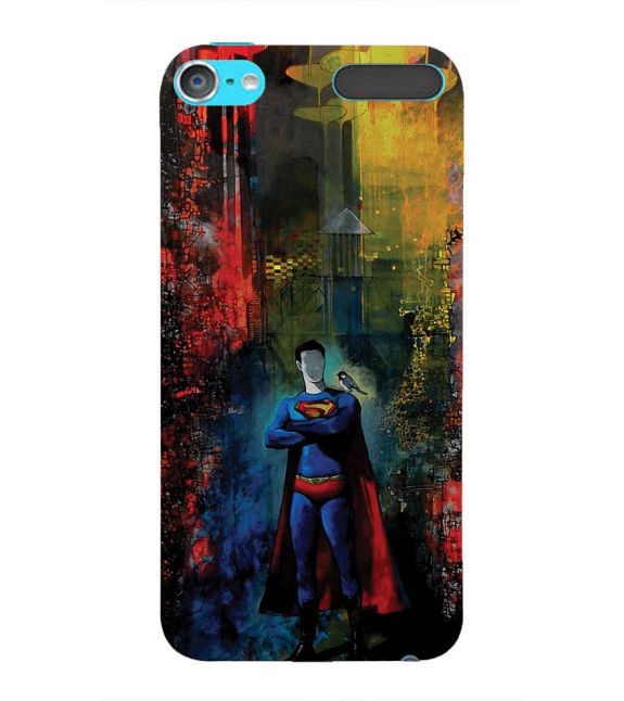 Superhero Back Cover for Apple iPod Touch 6