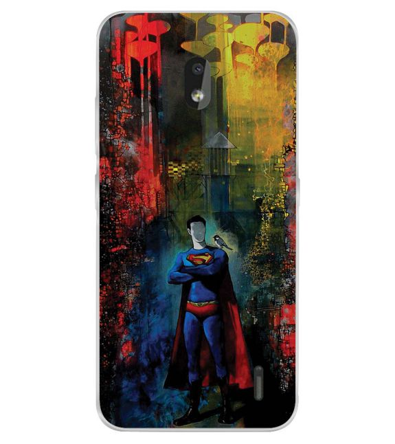 Superhero Back Cover for Nokia 2.2