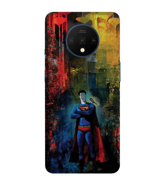 Superman Back Cover for OnePlus 7T