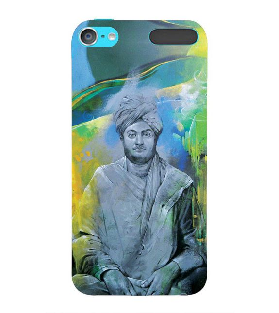 Swami Vivekananda Back Cover for Apple iPod Touch 6