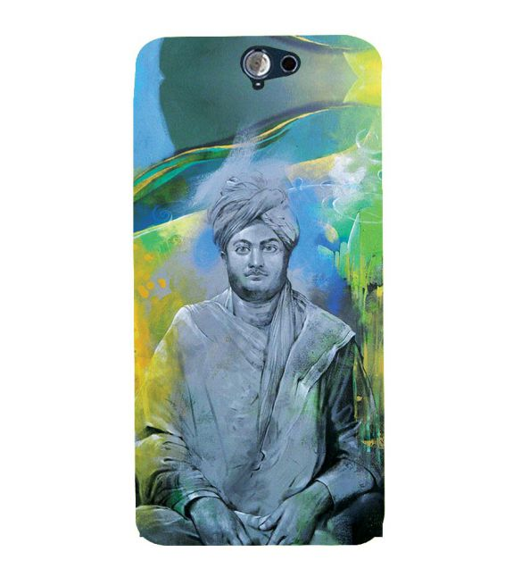 Swami Vivekananda Back Cover for HTC One A9