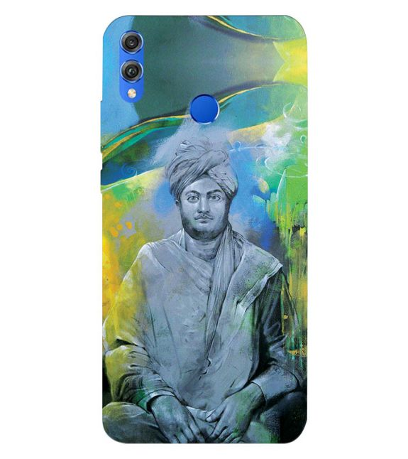 Swami Vivekananda Back Cover for Huawei Honor 8X
