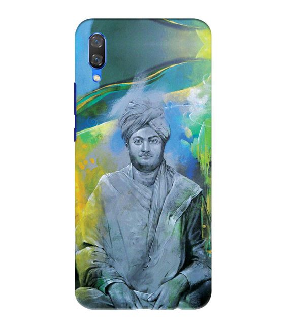 Swami Vivekananda Back Cover for Huawei Nova 3