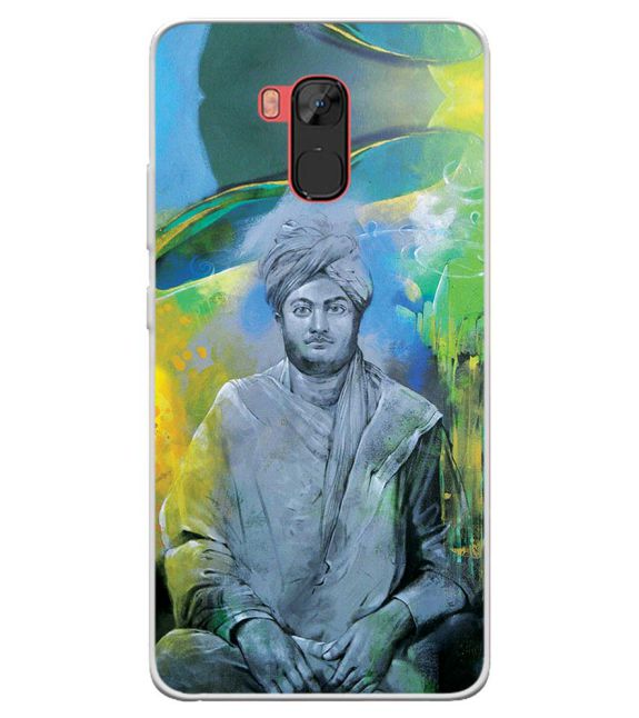 Swami Vivekananda Back Cover for Infinix Note 5 Stylus