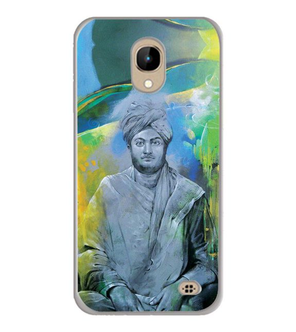 Swami Vivekananda Back Cover for InFocus A2