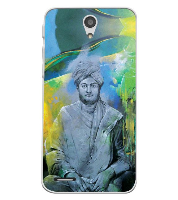 Swami Vivekananda Back Cover for InFocus M260