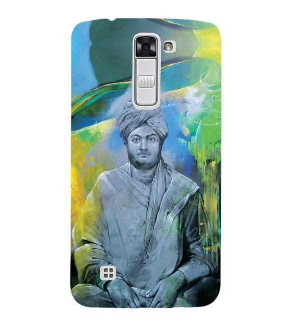 Swami Vivekananda Back Cover for LG K10