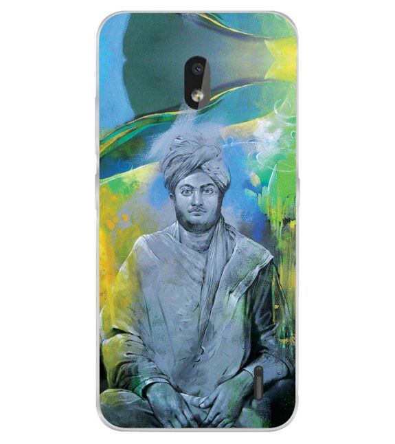 Swami Vivekananda Back Cover for Nokia 2.2