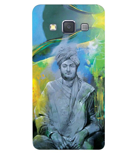 Swami Vivekananda Back Cover for Samsung Galaxy A3 (2015)