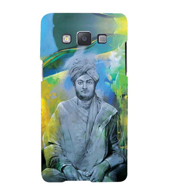 Swami Vivekananda Back Cover for Samsung Galaxy A7 (2015)
