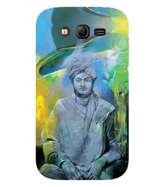 Swami Vivekananda Back Cover for Samsung Galaxy Grand I9082 : Grand Neo : Grand Neo Plus