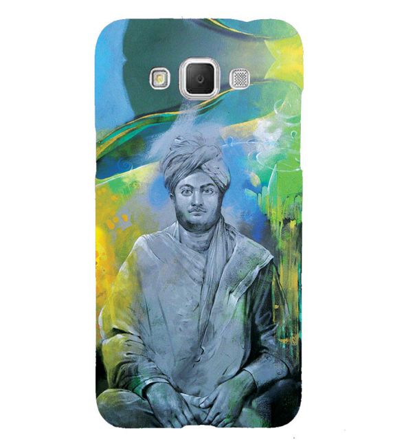 Swami Vivekananda Back Cover for Samsung Galaxy Grand Max G720