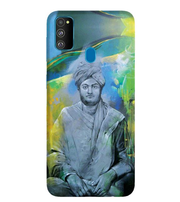 Swami Vivekananda Back Cover for Samsung Galaxy M30s