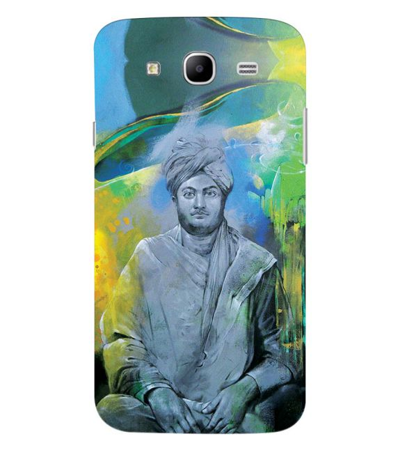 Swami Vivekananda Back Cover for Samsung Galaxy Mega 5.8 I9150