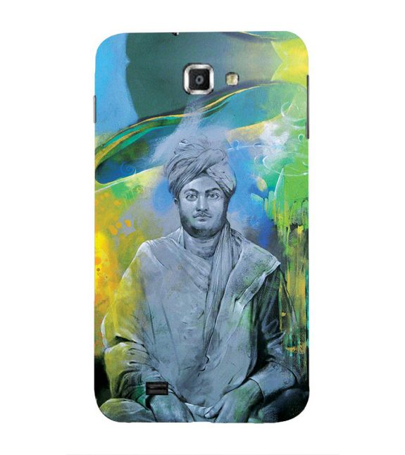 Swami Vivekananda Back Cover for Samsung Galaxy Note N7000