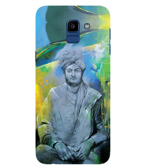 Swami Vivekananda Back Cover for Samsung Galaxy On6