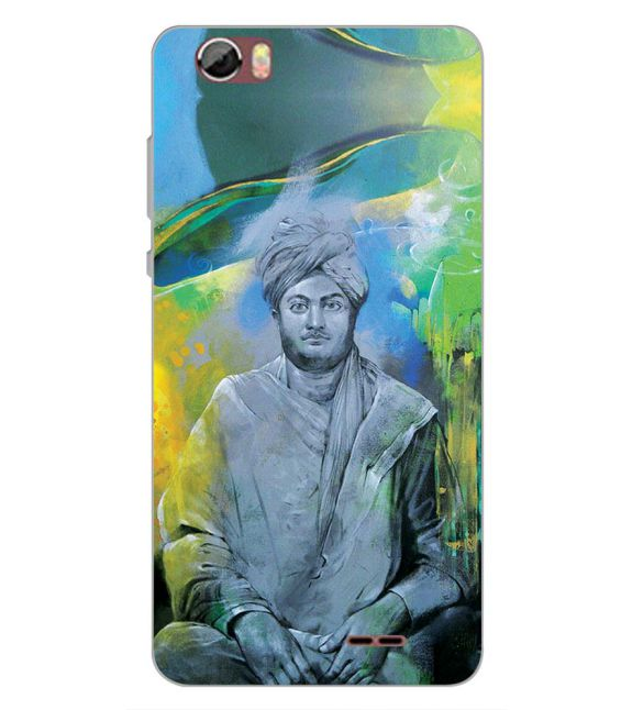 Swami Vivekananda Back Cover for Sansui Horizon 2