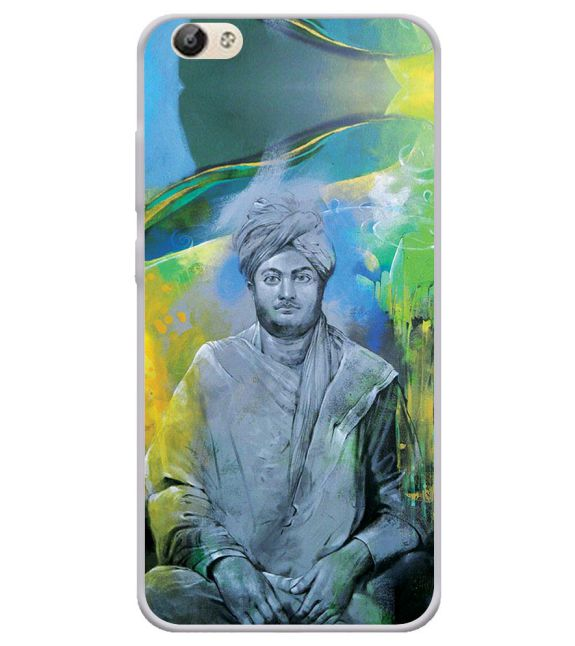 Swami Vivekananda Back Cover for Vivo Y66