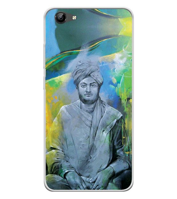 Swami Vivekananda Back Cover for Vivo Y71i
