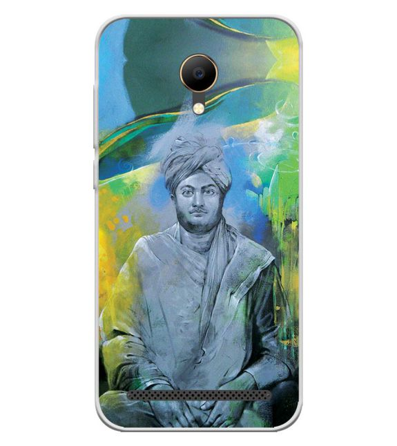 Swami Vivekananda Back Cover for VOTO V12