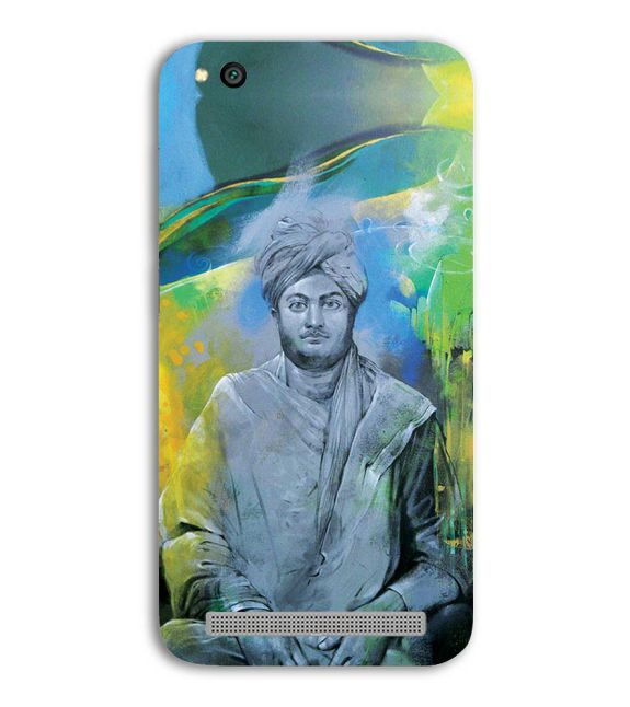 Swami Vivekananda Back Cover for Xiaomi Redmi 5A