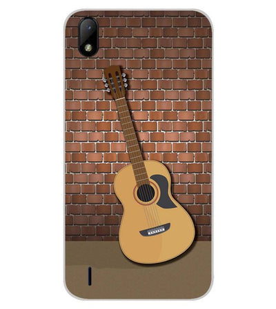 The Acoustic Back Cover for Lava Z41
