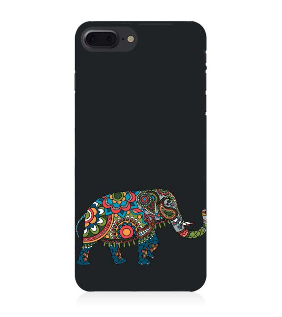 The Elephant Back Cover for Apple iPhone 8 Plus