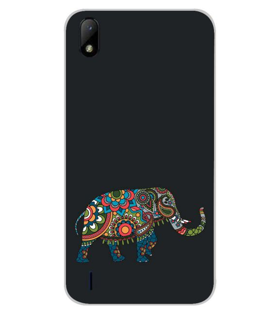 The Elephant Back Cover for Lava Z41