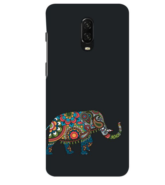 The Elephant Back Cover for OnePlus 6T