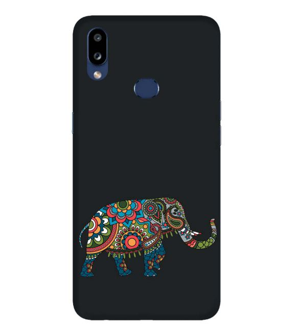 The Elephant Back Cover for Samsung Galaxy A10s