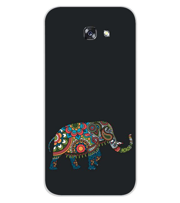 The Elephant Back Cover for Samsung Galaxy A7 (2017)