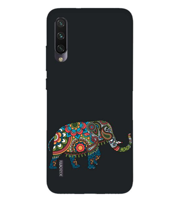 The Elephant Back Cover for Xiaomi Mi A3
