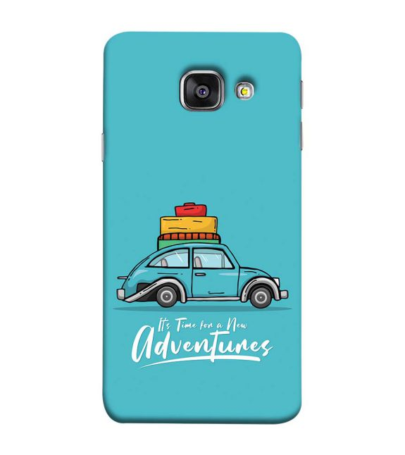 Time for Adventure Back Cover for Samsung Galaxy A9 Pro