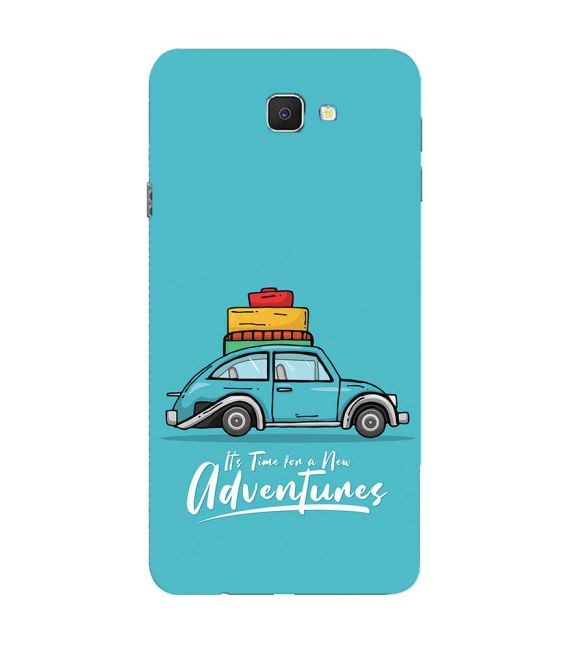 Time for Adventure Back Cover for Samsung Galaxy C9 Pro