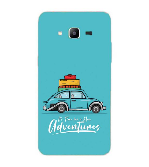 Time for Adventure Back Cover for Samsung Galaxy J2 Prime